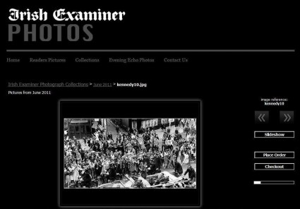 The Irish Examiner's photo archive